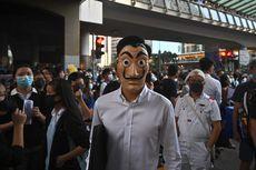 Langgar Undang-Undang Anti-Topeng, 77 Orang Ditangkap Polisi Hong Kong