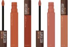 Maybelline Luncurkan Lipstik untuk Pencinta Kopi