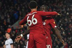Liverpool Vs West Ham, Gol Sadio Mane Pastikan Kemenangan The Reds