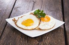 Resep Telur Ceplok Sambal Tauco, Cara Membuatnya Cepat