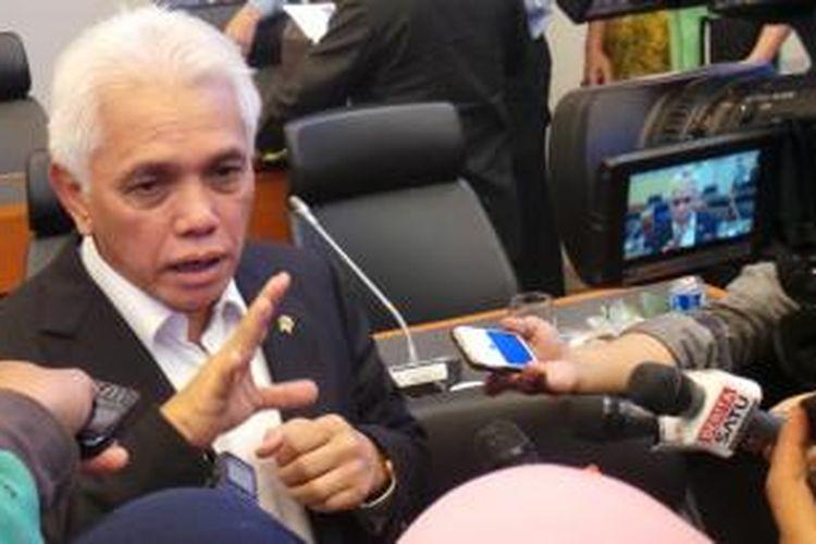 Menteri Koordinator Perekonomian Hatta Rajasa.