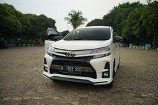 Sentuhan Eksterior Toyota Veloz GR Limited, Bikin Tampilan Garang