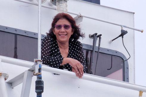 Susi: Kalau Mau Ngusir 10.000 Kapal Ilegal Tanpa Penenggelaman, Ya Enggak Bisa