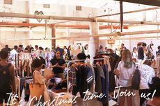 Akhir Pekan, Ada Pasar Natal Lokal Pertama di Jakarta