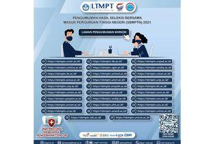 Link Pengumuman SBMPTN 2021 dan Cara Mengecek Kelulusan Masuk PTN