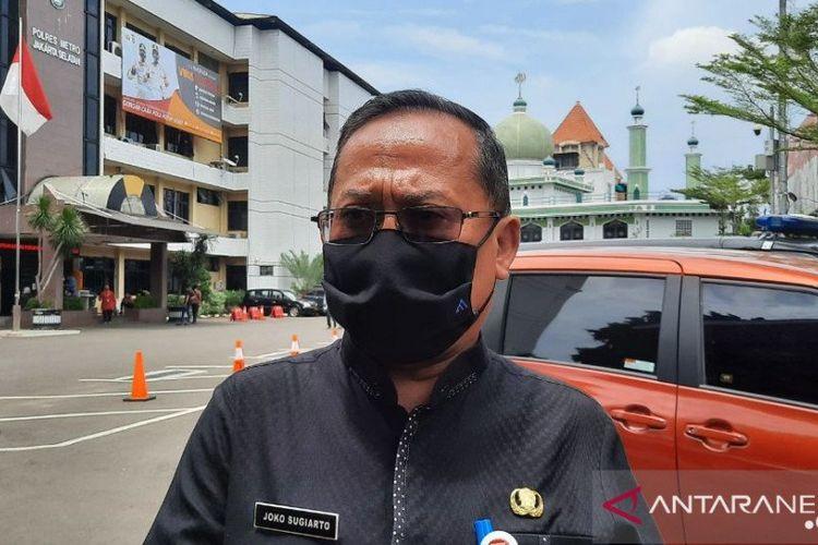 Kepala Suku Dinas Pendidikan Wilayah I Kota Jakarta Selatan Joko Sugiarto, Jumat (16/10/2020).