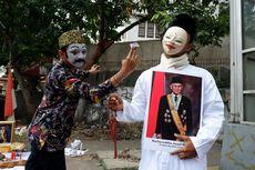 Kenang Habibie, Seniman Bandung Gelar Pertunjukan Jalanan 7 Jam Nonstop