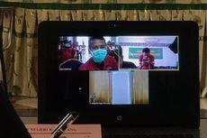 Kejari Karawang Gelar Sidang Online Selama Pandemi Covid-19