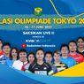 Jadwal Simulasi Olimpiade Tokyo, Marcus/Kevin dan Ginting Main Hari Ini