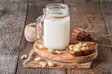 Resep Susu Kacang Mete, Susu Nabati Cocok untuk Vegan