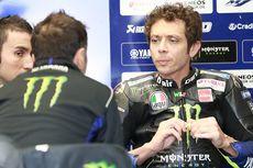 Rossi Bilang Aneh soal Marquez Teken Kontrak Panjang bersama Honda