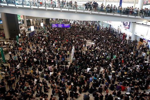 Galang Dana secara Online, Aktivis Anti-Pemerintah Hong Kong Kumpulkan Rp 27 Miliar