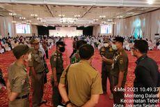 Acara Kelulusan SMAN 81 di Balai Sudirman Dibubarkan Satpol PP, Panitia Diberi Teguran Tertulis