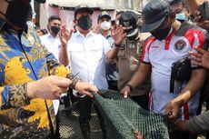 Jaga Kesehatan Laut, Menteri Trenggono Pastikan Perairan Indonesia Bebas Cantrang