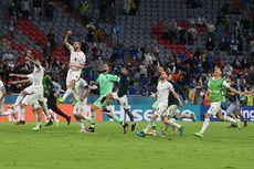 Hasil Euro 2020, Italia Ukir Rekor Baru Usai Lolos ke Semifinal