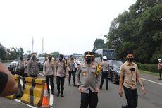 Hari Pertama Larangan Mudik, Ribuan Kendaraan Diputar Balik hingga Pekerja Pabrik Protes di Jalan Tol yang Ditutup