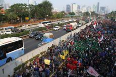 Demo di Depan DPR, Polisi Pastikan Kendaraan Aman Lintasi Tol Dalam Kota
