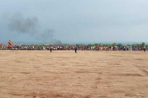 Helikopter TNI AD Jatuh di Kendal, 4 Orang Meninggal
