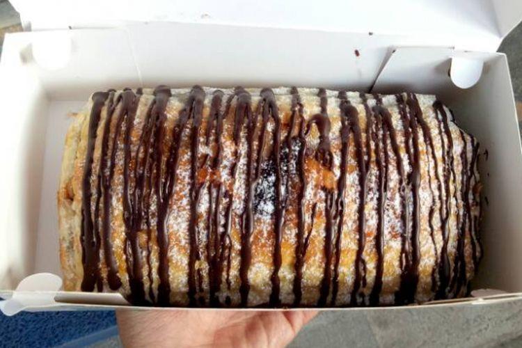 Salah satu varian rasa Cirebon Sultana yakni Double Chocolate.