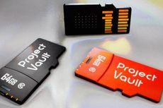 Project Vault, Komputer Aman Sebesar micro-SD