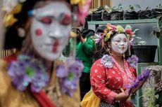 Kampung Wisata Rejowinangun Yogyakarta Punya Tarian Khas Edan-edanan