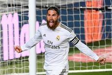Sergio Ramos Resmi Hengkang dari Real Madrid