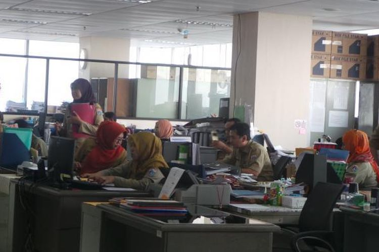 Ilustrasi PNS DKI Jakarta