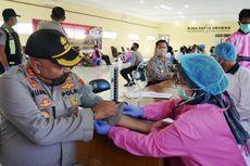 Stok Darah di Cianjur Krisis, Darah Polisi pun Disedot