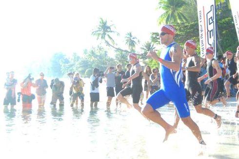 Ikut Lomba Triatlon Seraya Menikmati Indahnya Bintan