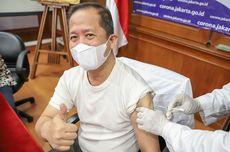 Wali Kota Ali Maulana Buka Pelaksanaan Vaksinasi ASN, TNI-Polri di Jakarta Utara