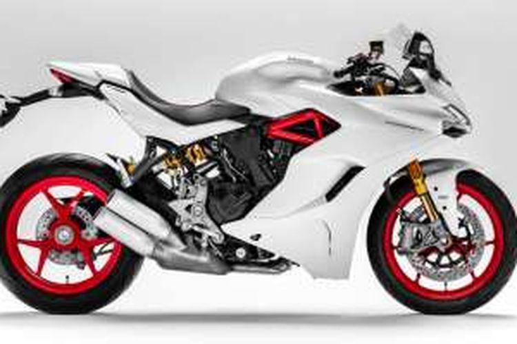 Ducati SuperSport ditahbiskan sebagai motor tercantik di dunia.