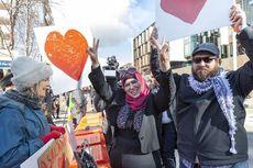 Warga Bersorak dan Tabur Bunga Saat Penembak Masjid Christchurch Dipenjara Seumur Hidup