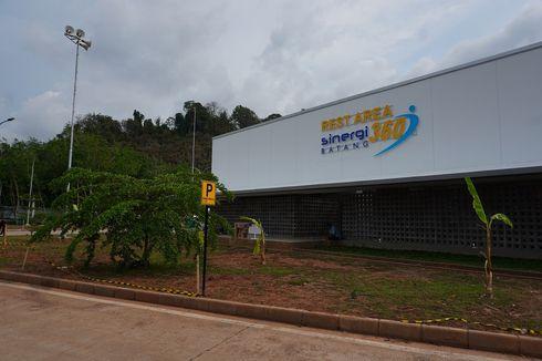 Sewa Rest Area 360 Dipatok Rp 250.000 Per Meter Persegi Per Bulan