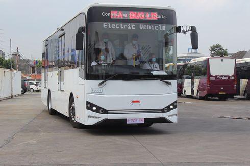 [VIDEO] Mencoba Skywell, Bus Listrik Tipe High Deck