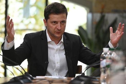 Presiden Ukraina Ngotot Ingin Bertemu Biden, Bahas Keanggotaan NATO
