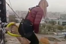Seorang Ibu Tewas Setelah Lompat dari Ketinggian 25 Meter untuk Jajal Olahraga Ekstrem