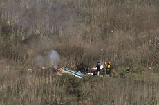Helikopter Kobe Bryant Tak Dilengkapi Alarm Peringatan Area