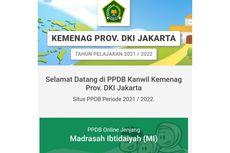 PPDB DKI Jakarta 2021, Ini Tahapan PPDB Madrasah Ibtidaiyah