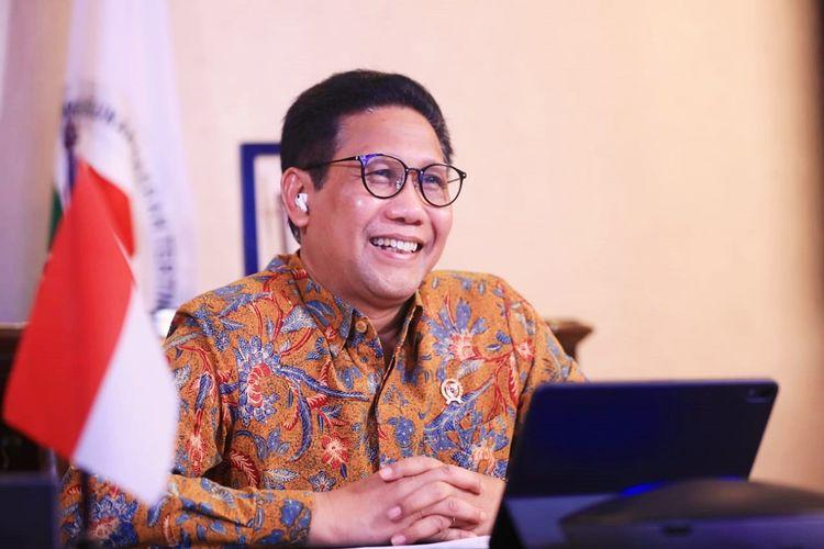 Menteri Desa, Pembangunan Daerah Tertinggal dan Transmigrasi (Menteri Desa PDTT) Abdul Halim Iskandar (Gus Halim)
