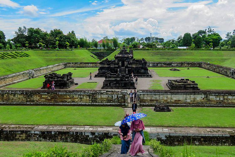 Candi Sambisari, Sleman, Yogyakarta.