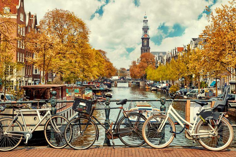 Wisata Eropa, Amsterdam, Belanda