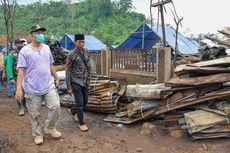 Gubernur NTB Janji Bangun Rumah untuk Korban Kebakaran di Desa Baturotok, Sumbawa