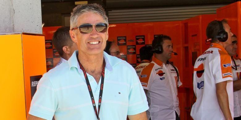 Legenda MotoGP asal Australia, Mick Doohan.