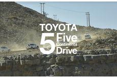 Demi Ciptakan Kendaran yang Jauh Lebih Baik di Masa Depan, Toyota Jelajahi 5 Benua