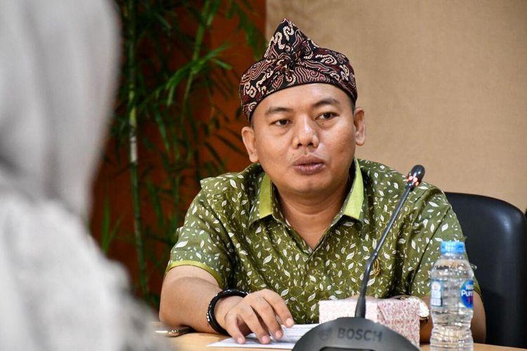 Ketua Komisi II Dewan Pimpinan Rakyat Daerah (DPRD) Jawa Barat, Rahmat Hidayat Djati