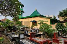 Relief dari Sultan Ageng Tirtayasa hingga Makam Sepupu Imam Masjidil Haram di Masjid Jami Kalipasir
