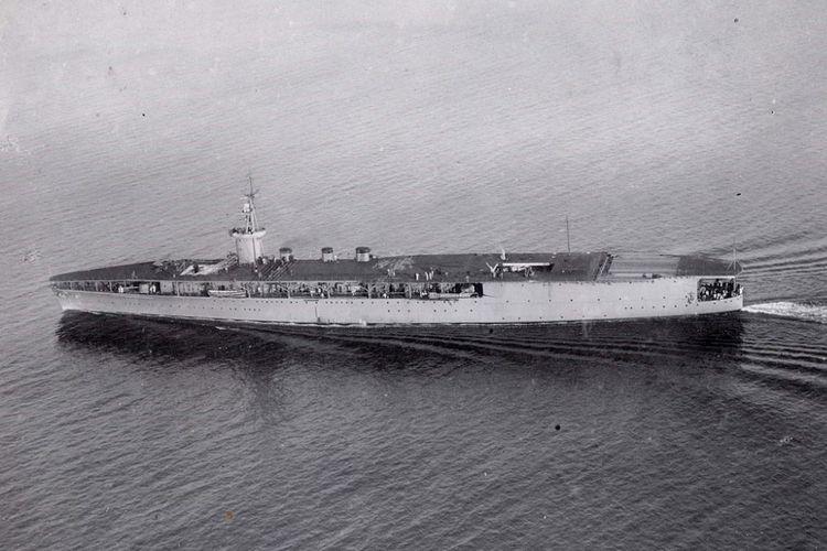 Kapal Induk Hosho
