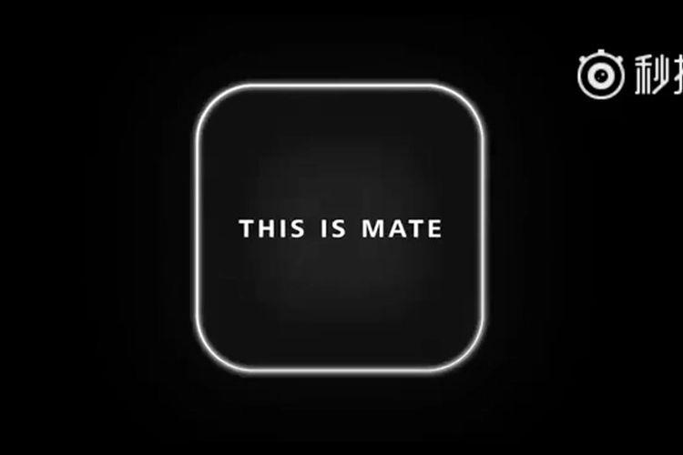Huawei merilis video teaser Mate 20 Pro