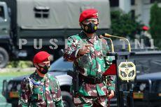 Panglima TNI Minta Kopassus Kembangkan Inovasi di HUT ke-69
