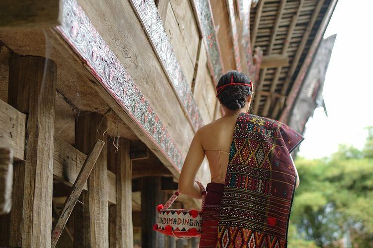 Ilustrasi suku Batak Toba, di Desa Huta Tinggi, Samosir, Sumatera Utara DOK.Shutterstock/Intansin